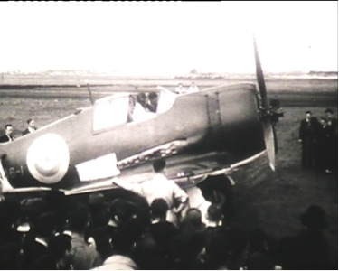 A46-1 Being Readied for Test Flight